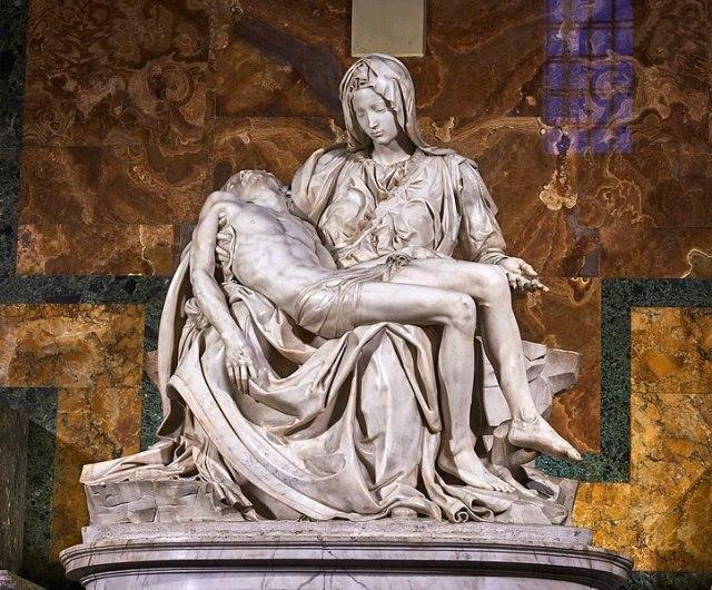 724px-Michelangelo's_Pietà,_St_Peter's_Basilica_(1498–99)
