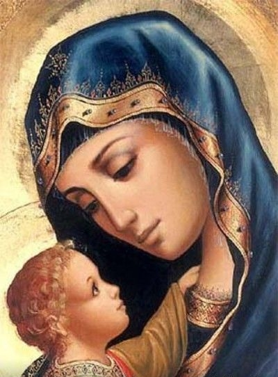 Luciano Carbonera - Madonna col Bambino
